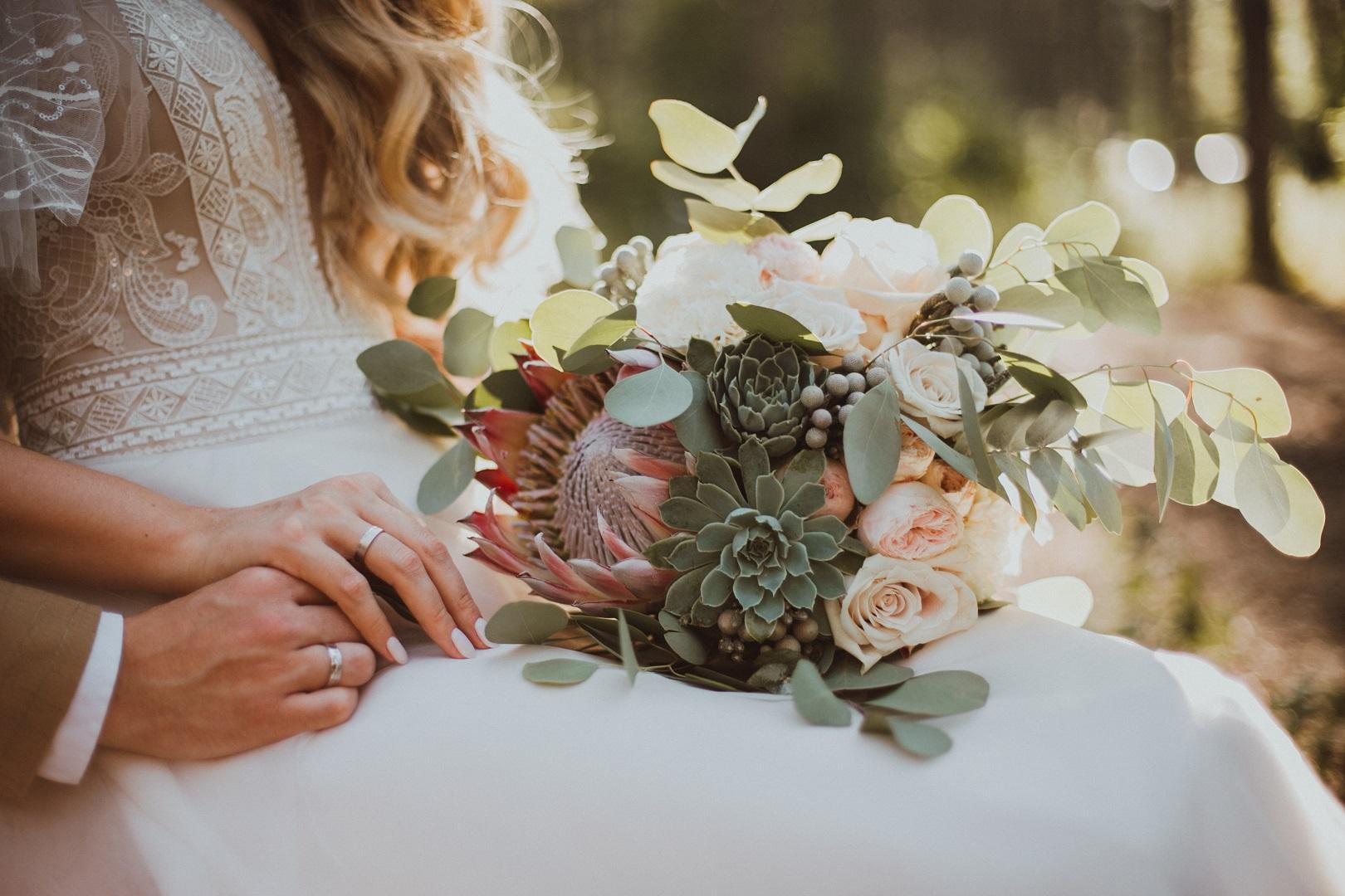 Заказ и доставка букетов невесты в Ростове-на-Дону