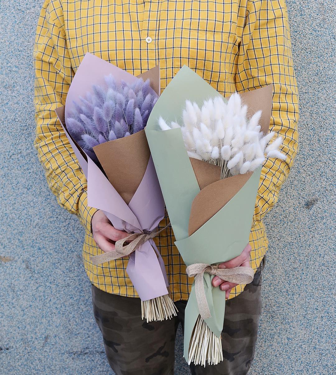 Заказ и доставка сухоцветов в Ростове-на-Дону