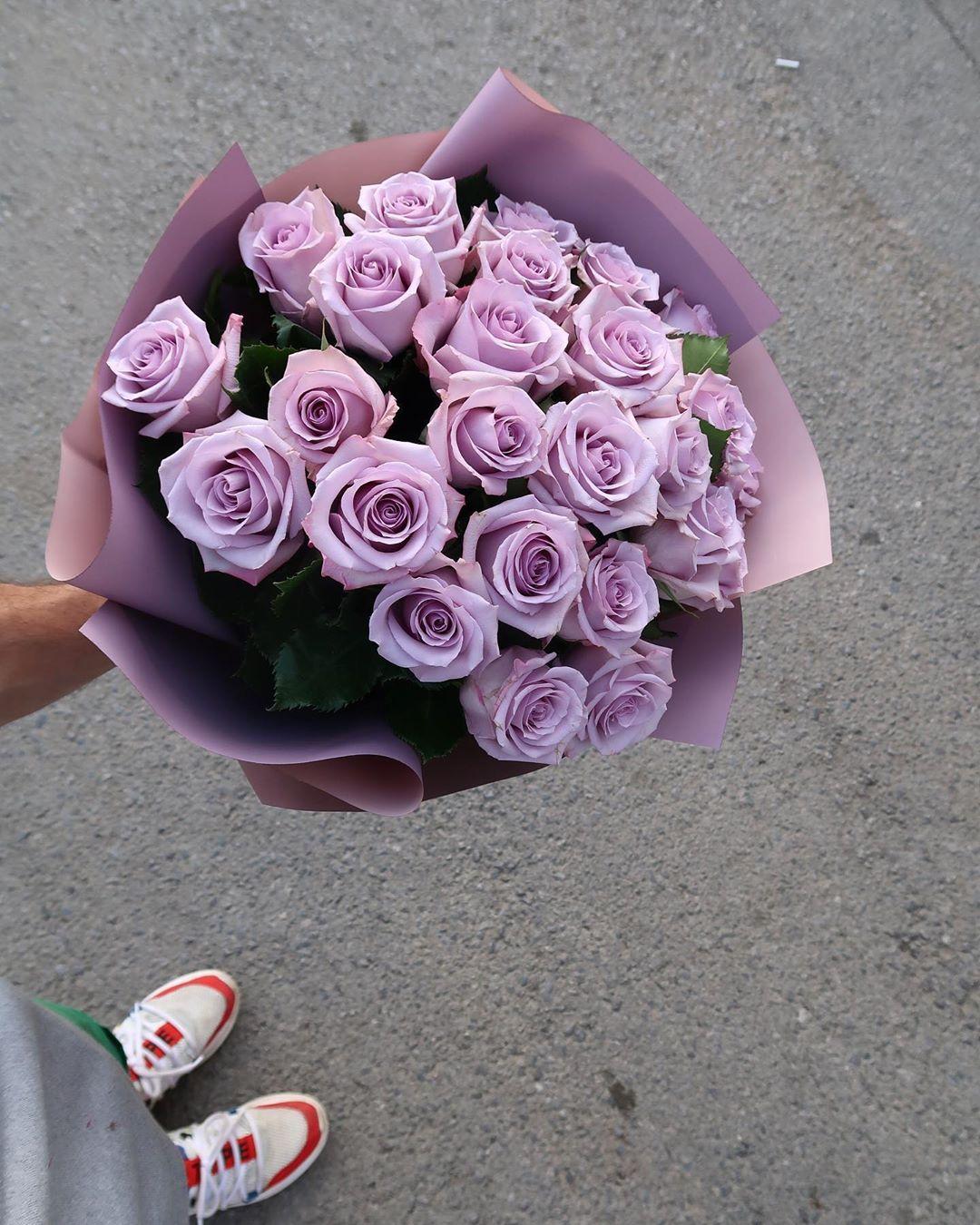 Заказ и доставка моно букетов цветов в Ростове-на-Дону
