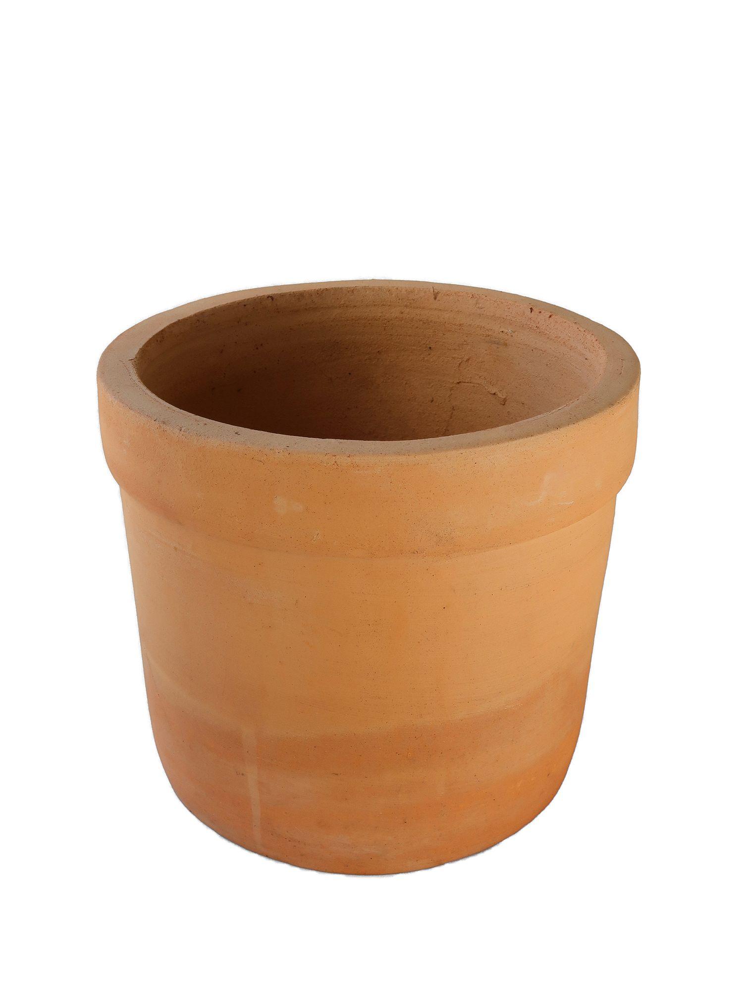 Керамический горшок Цилиндр